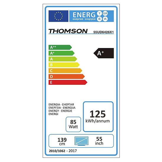 TV Thomson 55UD6426 TV LED UHD 4K 139 cm - Autre vue