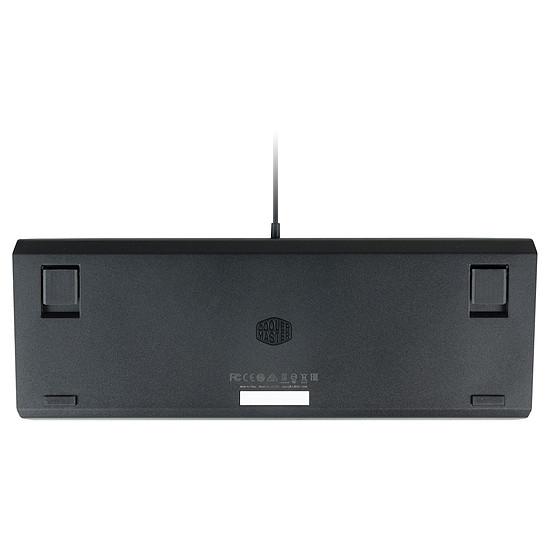 Clavier PC Cooler Master CK530 - Gateron Red - Autre vue