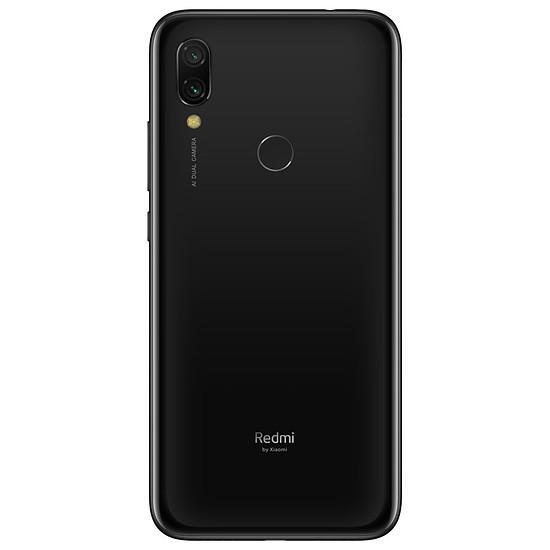 Smartphone et téléphone mobile Xiaomi Redmi 7 (noir) - 32 Go - 3 Go - Autre vue