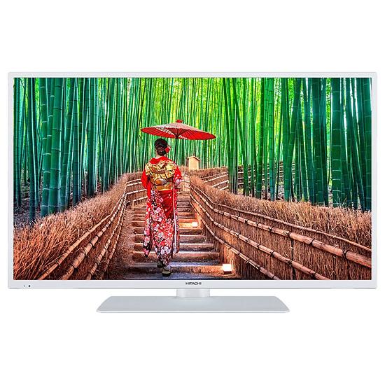 TV Hitachi 49HK6001W TV LED UHD 4K 124 cm Blanc
