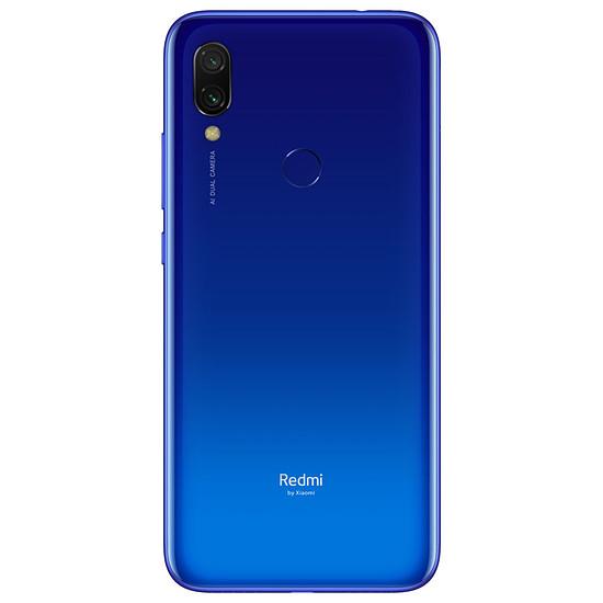 Smartphone et téléphone mobile Xiaomi Redmi 7 (bleu) - 32 Go - 3 Go - Autre vue