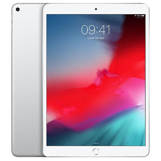 Tablette Apple iPad Air 2019 (argent) - WiFi - 256 Go - 3 Go
