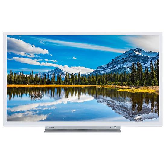TV Toshiba 24W3864 DG TV LED HD 60 cm Blanc