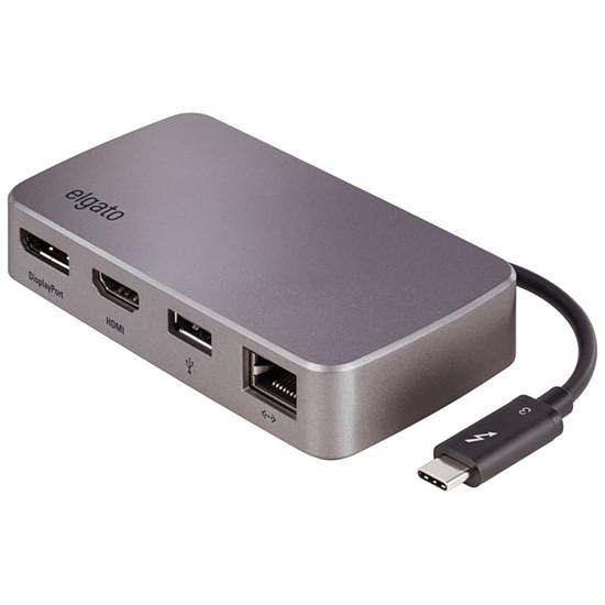 Station d'accueil PC portable Elgato Thunderbolt 3 Mini Dock