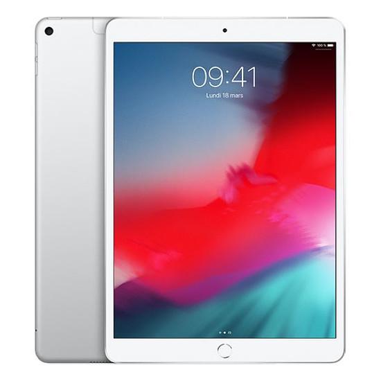 Tablette Apple iPad Air 2019 (argent) - 4G - 256 Go - 3 Go