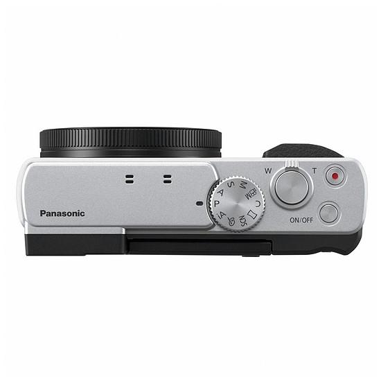 Appareil photo compact ou bridge Panasonic DC-TZ95 Silver - Autre vue