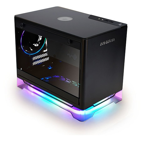 Boîtier PC In Win A1 PLUS - Noir