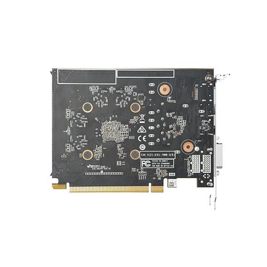 Carte graphique Zotac GeForce GTX 1650 OC - Autre vue