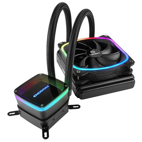 Refroidissement processeur Enermax Aquafusion 120 ARGB - Autre vue