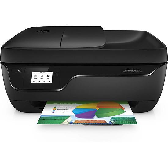 Imprimante multifonction HP Officejet 3831