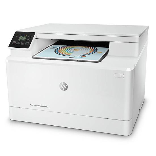 Imprimante multifonction HP Color LaserJet Pro MFP M180n - Autre vue