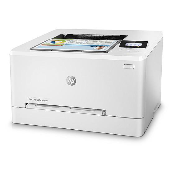 Imprimante laser HP Color LaserJet Pro M254nw - Autre vue