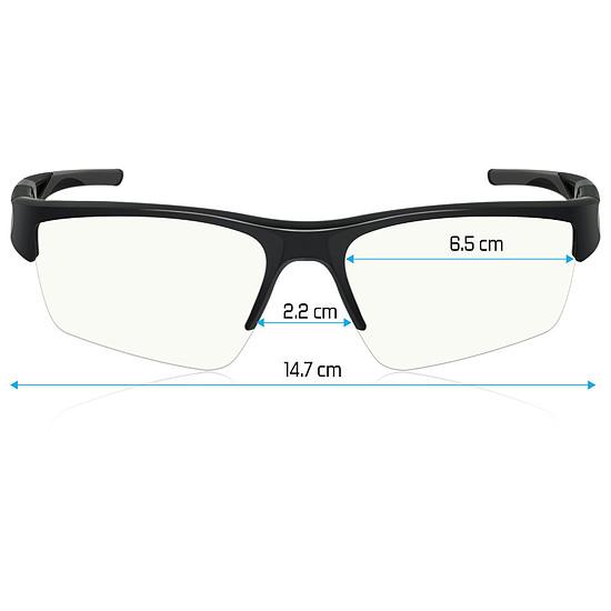 Lunettes polarisantes anti-fatigue Spirit Of Gamer - Pro Retina - Autre vue