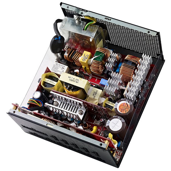 Alimentation PC Cooler Master V1000 - Autre vue