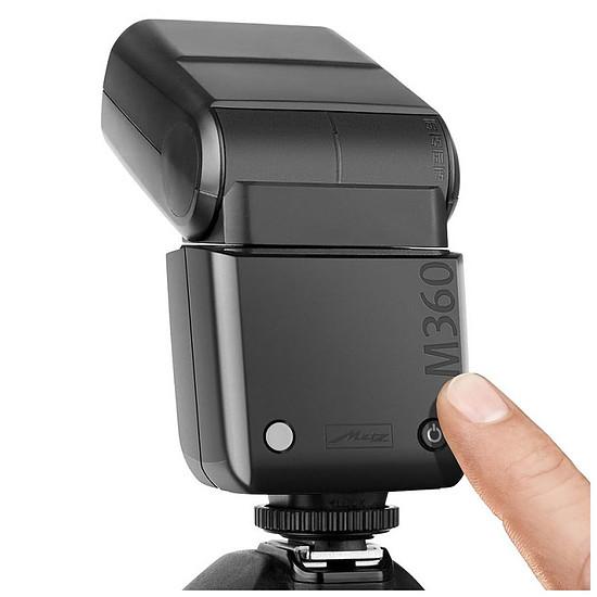 Flash et éclairage Metz Mecablitz ME360S Sony - Autre vue