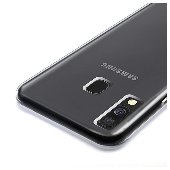 Coque et housse Akashi Coque (transparent) - Samsung Galaxy A40 - Autre vue