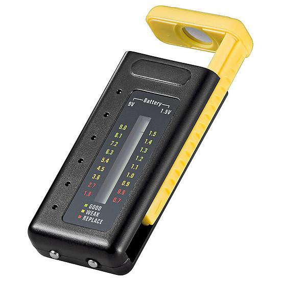 Pile et chargeur Testeur de piles pour AAA/AA/C/D/9V/N