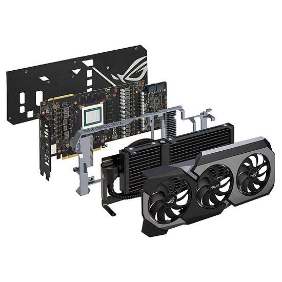 Carte graphique Asus ROG MATRIX GeForce RTX 2080 Ti - Autre vue