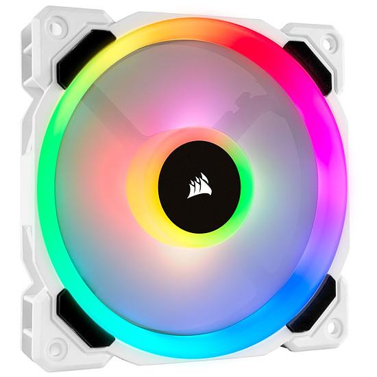 Ventilateur Boîtier Corsair LL120 Triple Pack RGB - 120MM PWM Blanc - Autre vue