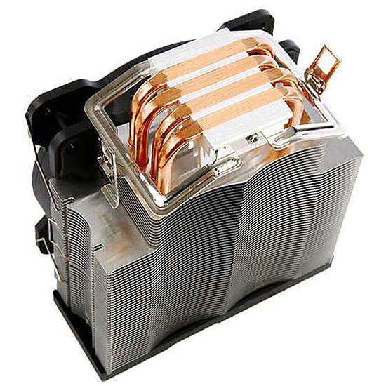 Refroidissement processeur Antec A400 RGB - Autre vue