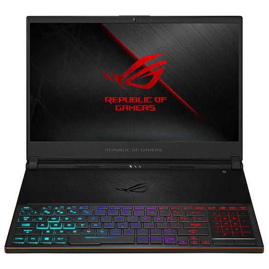 PC portable ASUS ROG Zephyrus S GX535GX-ES002T - Autre vue