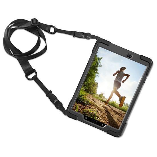 Accessoires tablette tactile Akashi Coque renforcée (noir) - Samsung Galaxy Tab A 10,5 pouces - Autre vue