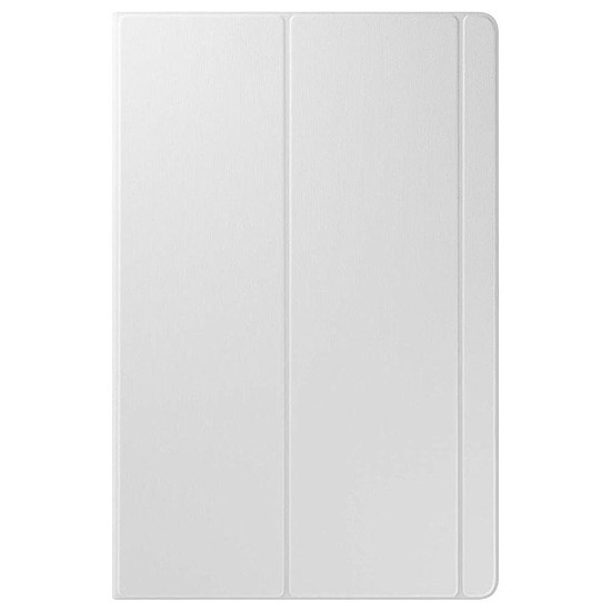 Accessoires tablette tactile Samsung Book Cover EF-BT720 (blanc) - Samsung Galaxy Tab S5e