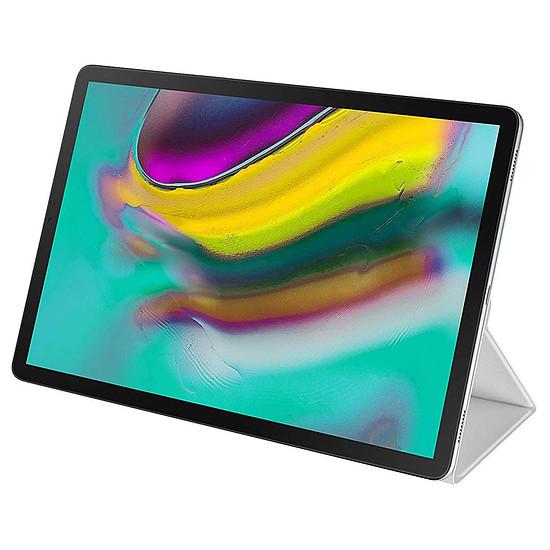 Accessoires tablette tactile Samsung Book Cover EF-BT720 (blanc) - Samsung Galaxy Tab S5e - Autre vue