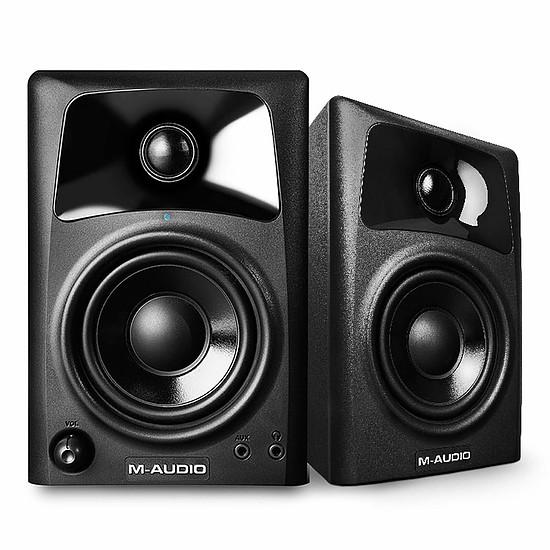 Enceintes HiFi / Home-Cinéma M-Audio AV 32 - Noir