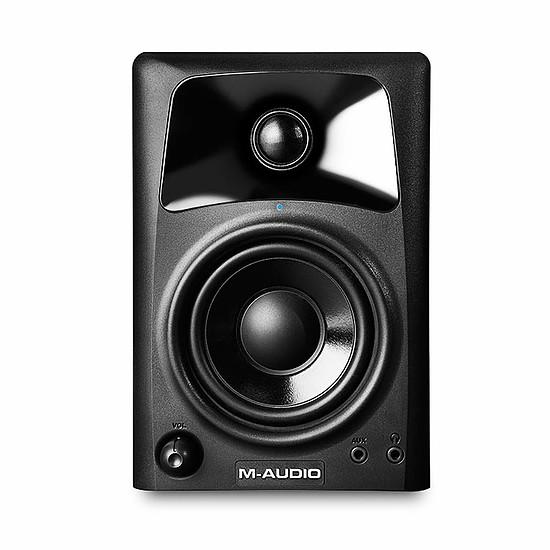 Enceintes HiFi / Home-Cinéma M-Audio AV 32 - Noir - Autre vue
