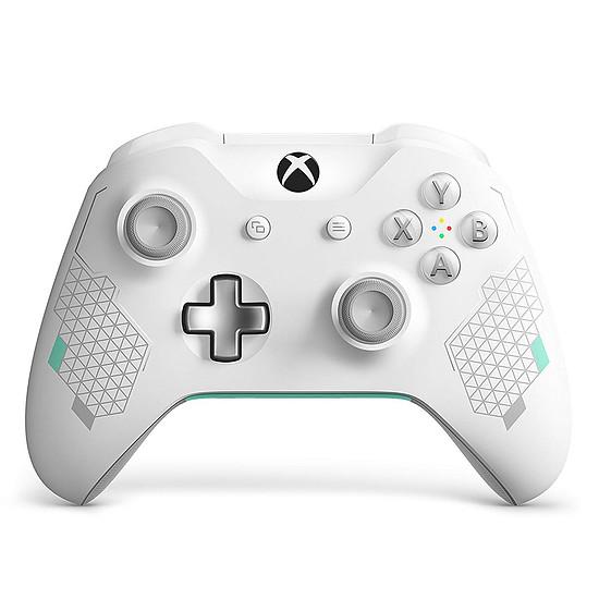 Manette de jeu Microsoft Xbox One - Sport White