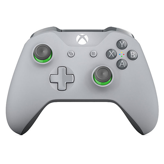 Manette de jeu Microsoft Xbox One - Gris