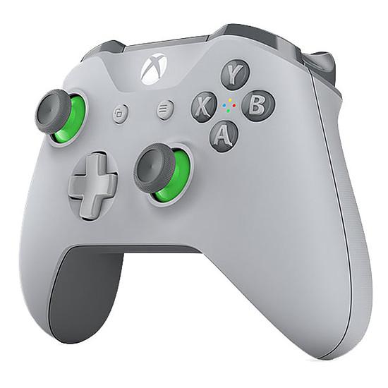 Manette de jeu Microsoft Xbox One - Gris - Autre vue