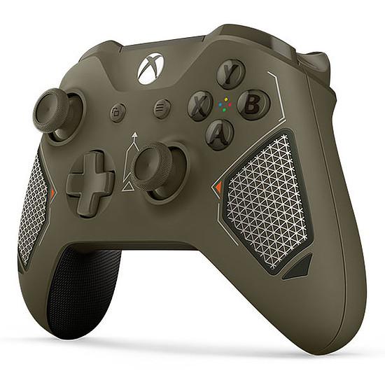 Manette de jeu Microsoft Xbox One - Combat Tech - Autre vue