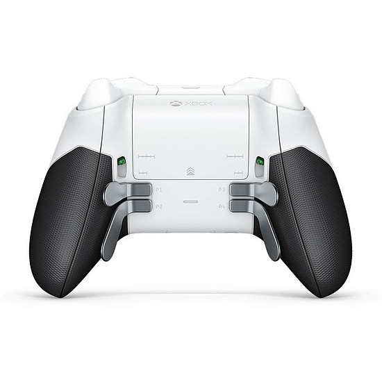 Manette de jeu Microsoft Xbox One Elite - Blanc - Autre vue