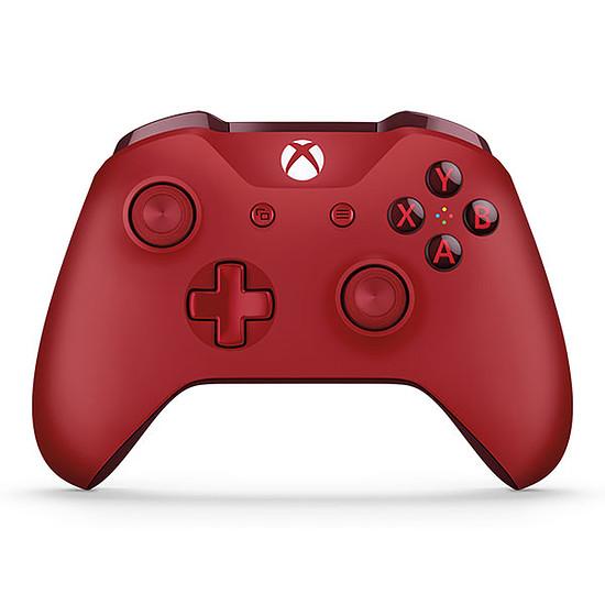 Manette de jeu Microsoft Xbox One - Rouge