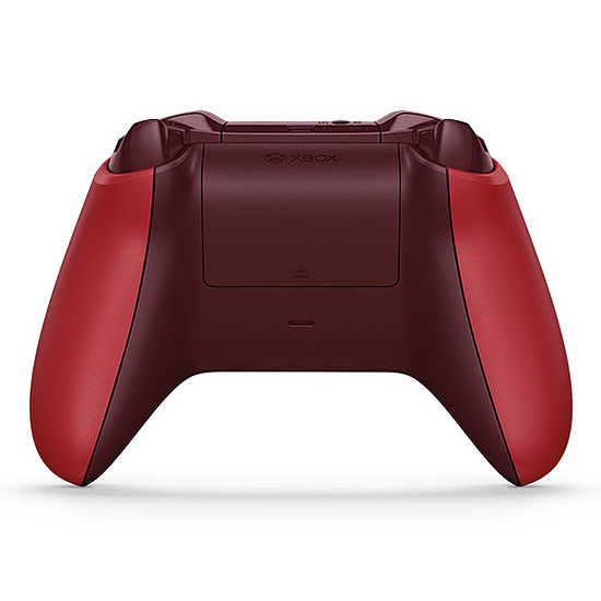 Manette de jeu Microsoft Xbox One - Rouge - Autre vue