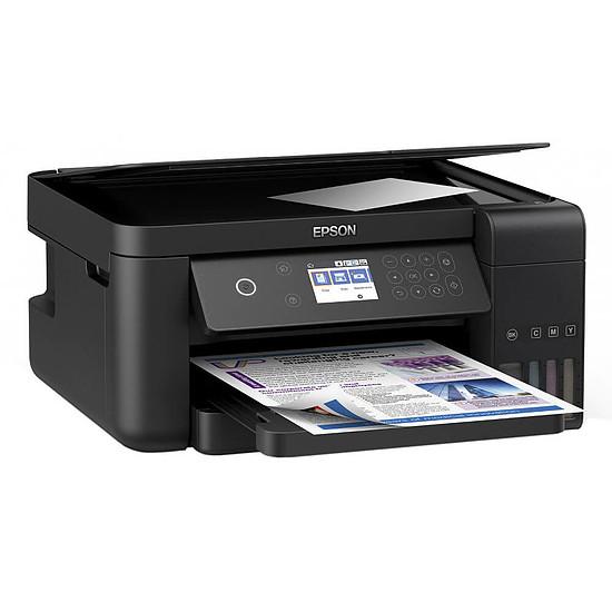 Imprimante multifonction Epson EcoTank ET-3700 - Autre vue