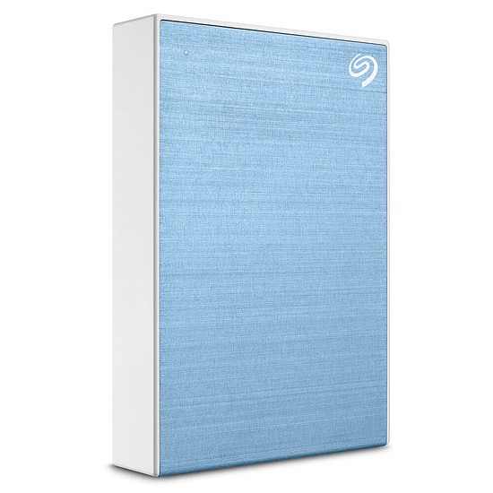 Disque dur externe Seagate Backup Plus Portable - 5 To Bleu