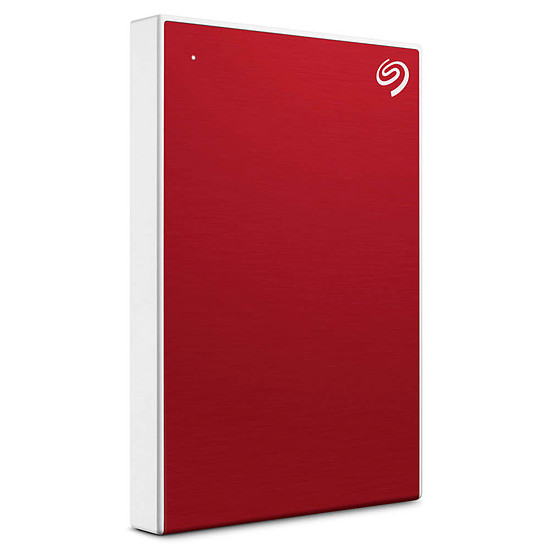Disque dur externe Seagate Backup Plus Slim - 2 To Rouge