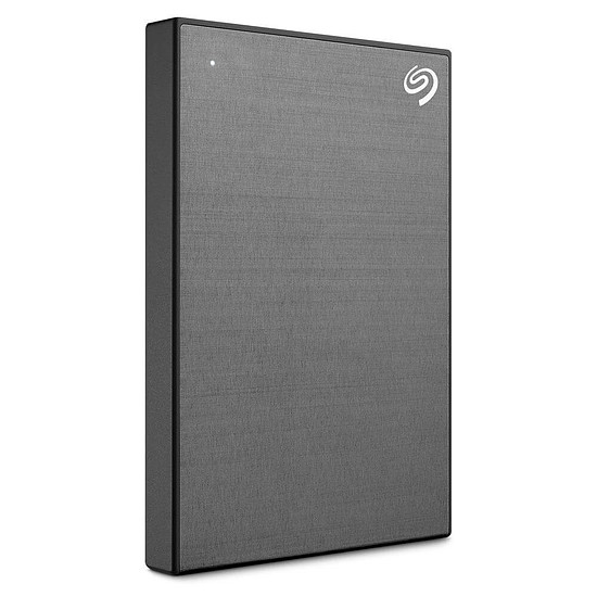 Disque dur externe Seagate Backup Plus Slim - 1 To Gris Platinum