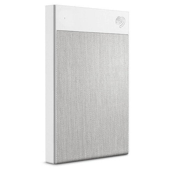 Disque dur externe Seagate Backup Plus Ultra Touch - 2 To Blanc