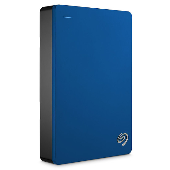 Disque dur externe Seagate Backup Plus Mobile - 5 To Bleu
