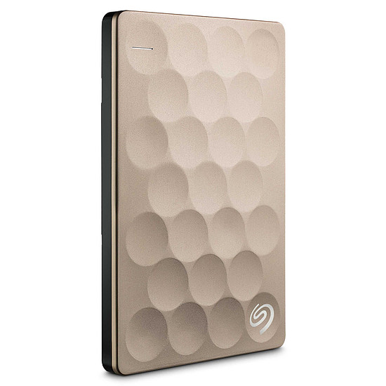Disque dur externe Seagate Backup Plus Ultra Slim - 2 To Or