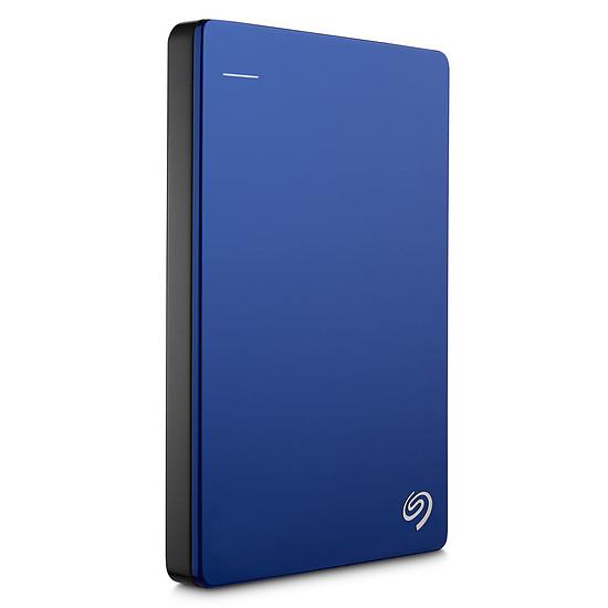 Disque dur externe Seagate Backup Plus Slim - 2 To Bleu