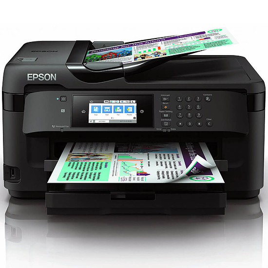 Imprimante multifonction Epson WorkForce WF-7710DWF