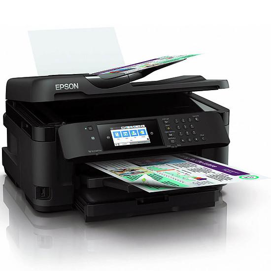 Imprimante multifonction Epson WorkForce WF-7710DWF - Autre vue