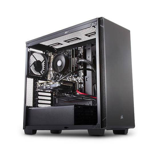 PC de bureau Materiel.net Dark Iron [ Win10 - PC Gamer ]