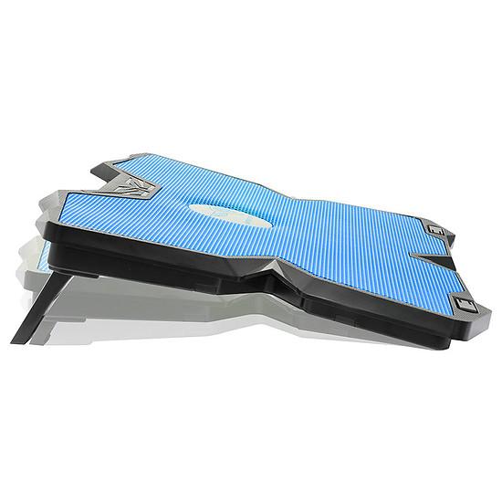 Refroidisseur PC portable Spirit of Gamer Airblade 500 Bleu - Autre vue