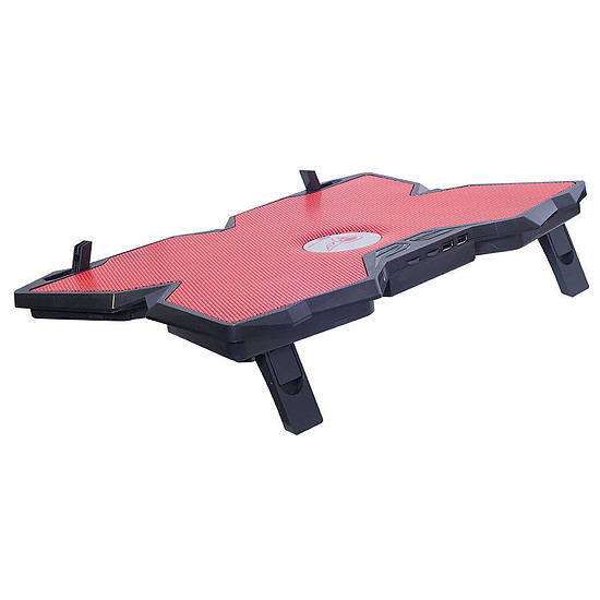 Refroidisseur PC portable Spirit of Gamer Airblade 500 Rouge - Autre vue